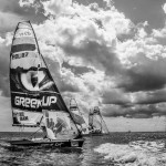 Black & White - Lotto Cup 49er Grand Prix Gdynia 2012